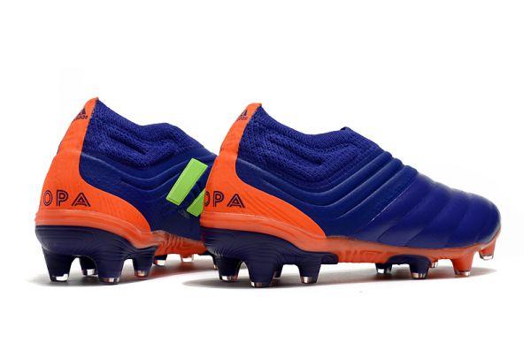 2021 Adidas Copa 20+FG Energy Ink Signal Orange Signal Green