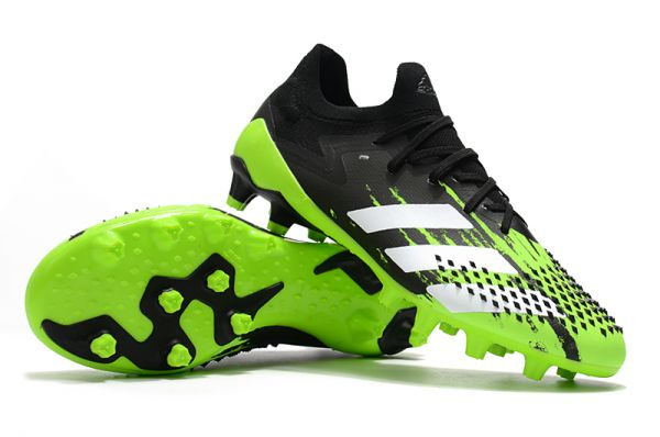 2021 adidas Predator Mutator 20.1 AG Low Signal Green / Black