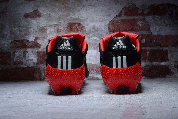 adidas Predator Mania FG Tormentor Black Black White Red