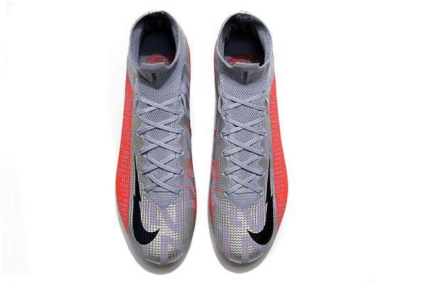 Nike Mercurial Superfly VII Elite AG-PRO Metallic Bomber Gray Black Particle Grey