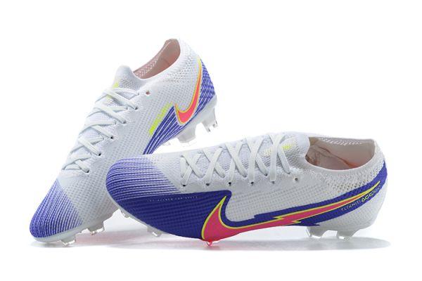 Nike Mercurial Vapor 13 Elite FG Blue White Pink