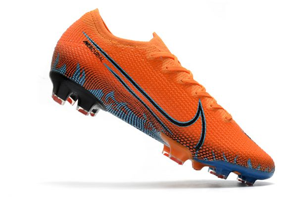 Nike Mercurial Vapor 13 Elite FG Orange Blue