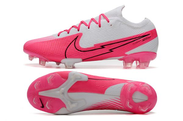 Nike Mercurial Vapor 13 Elite FG Pink White