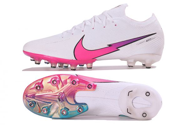 Nike Mercurial Vapor 13 Elite FG South Korea White Red Orbit Black Pink Beam