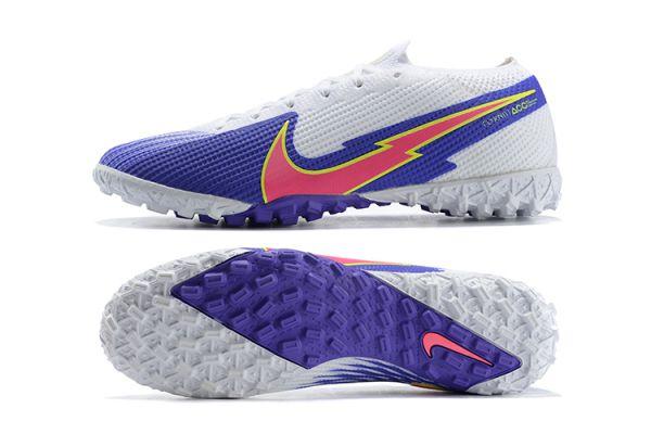 Nike Mercurial Vapor 13 Elite TF Blue White Pink