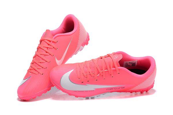 Nike Mercurial Vapor 13 Elite TF Pink White