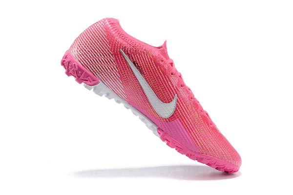 Nike Mercurial Vapor 13 Elite TF Pink White Black