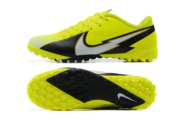 Nike Mercurial Vapor TF Volt White Black