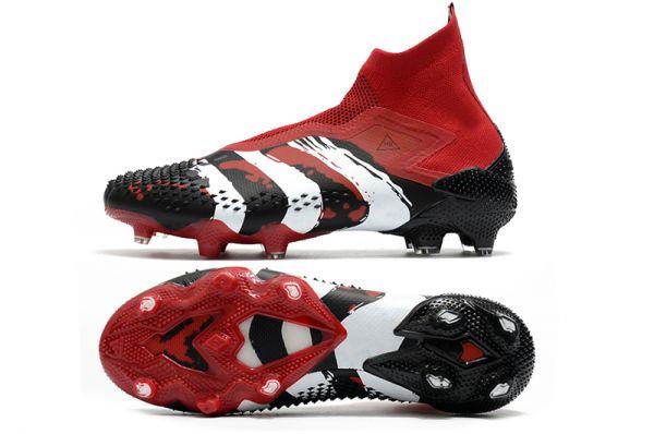 Adidas Predator Mutator 20+ FG Human Race True Red White Black