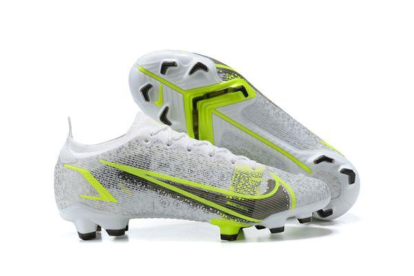 Nike Vapor 14 Elite FG Silver Safari CR7 Football boots