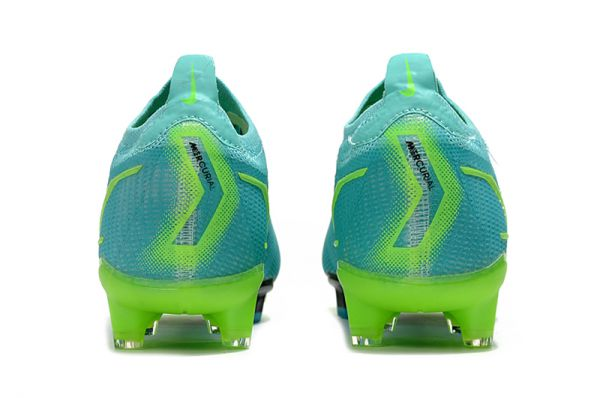 Kids Nike Mercurial Vapor XIV Elite FG Dynamic Turquoise Lime Glow
