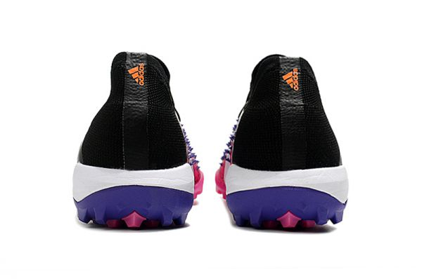 adidas Predator Freak.1 Low TF Football Boots Core Black/White/Shock Pink