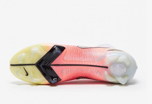 Nike Mercurial Superfly VIII Elite FG Dream Speed White/Metallic Silver/Pure Platinum