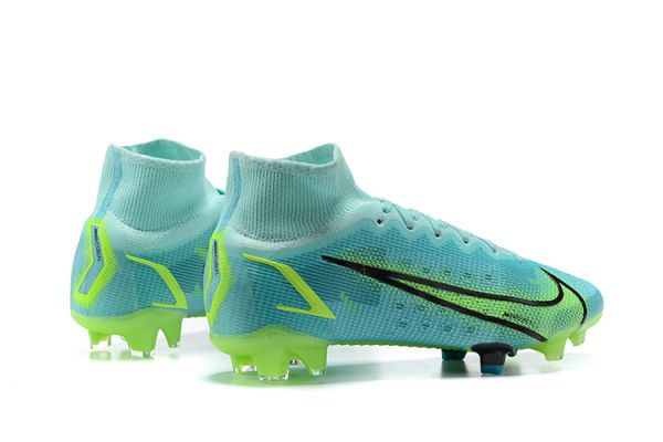 Nike Mercurial Superfly VIII Elite FG Football Boots Dynamic Turq/Lime Glow
