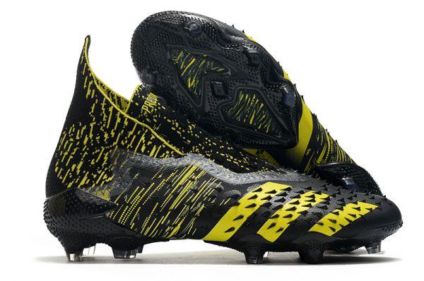 Buy Adidas Predator Freak 'Numbersup' FG Black Solar Yellow