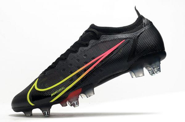 Buy Nike Mercurial Vapor XIV Elite SG-PRO - Black _ Cyber _ Off Noir