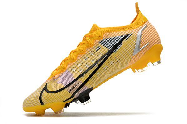 Nike Mercurial Vapor 14 Elite FG Soccer Boots Yellow Black