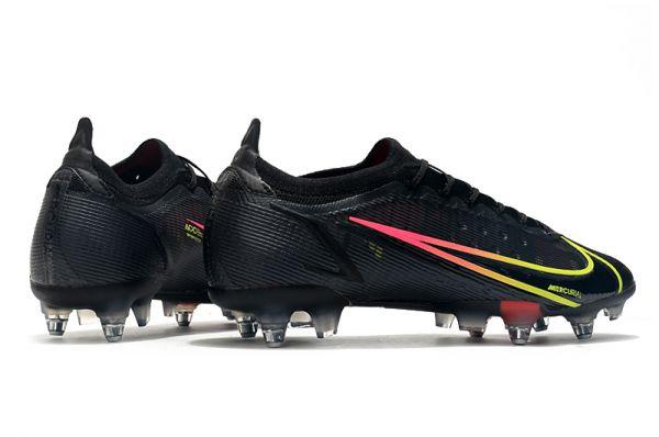 Nike Mercurial Vapor 14 Elite SG-PRO Soccer Boots Black Cyber Yellow Off Noir