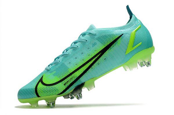 Nike Mercurial Vapor 14 Elite SG-PRO Soccer Boots Dynamic Turquoise Lime Glow