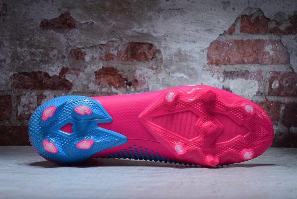 adidas Predator Mutator 20+ FG/AG Pink White Blue