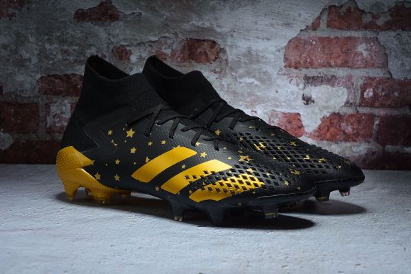 adidas Predator Mutator 20.1 FG/AG Core Black/Gold Metallic