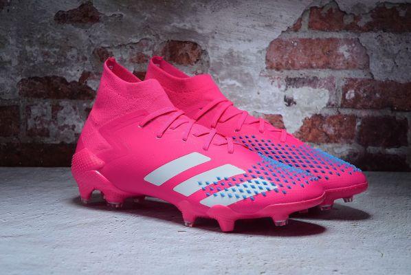 adidas Predator Mutator 20.1 FG/AG Pink White Blue