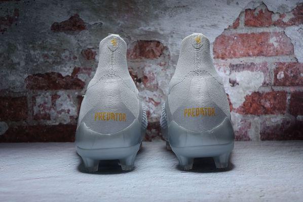 adidas Predator Mutator 20.1 AG Silver Metallic Gold