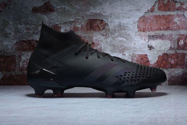 Kids adidas Predator Mutator 20.1 FG Black Black Pink