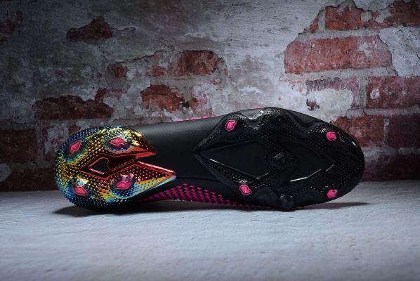 Kids adidas Predator Mutator 20+ FG - Core Black/Pink
