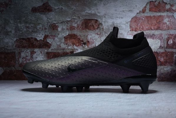Nike Phantom Vision 2 Elite DF AG-PRO Kinetic Black Black