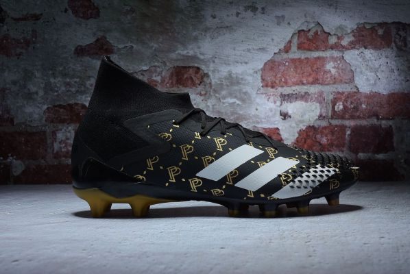 adidas Paul Pogba Predator Mutator 20+ AG-PRO Black White Gold Metallic