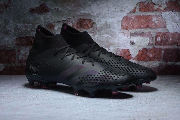 adidas Predator Mutator 20.1 FG Black Black Pink