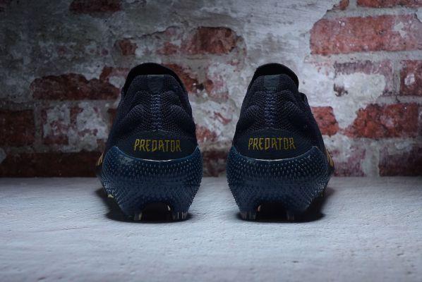 adidas Predator Mutator 20.1 Low FG Black Gold