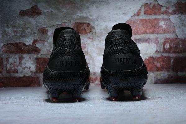 adidas X Reuben Predator Mutator 20.1 Low FG Art Black Multicolor
