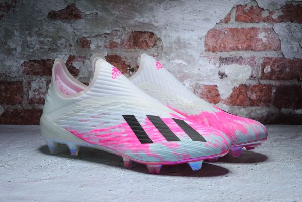 Kids adidas X 19+ FG Footwear White Core Black Shock Pink