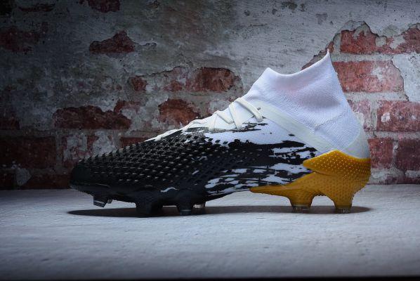 adidas Predator Mutator 20.1 FG - White/Gold Metallic/Core Black