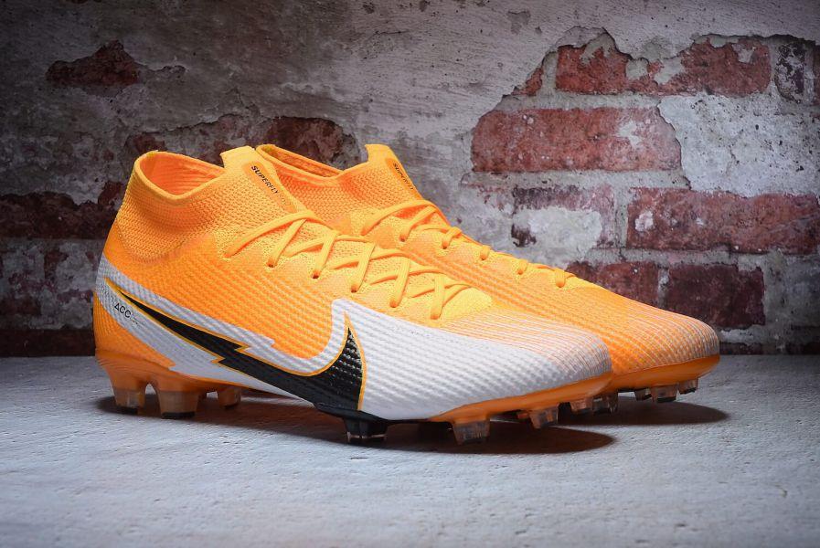 Spectacular Updated Nike Mercurial Superfly VII Elite Laser Orange Boots